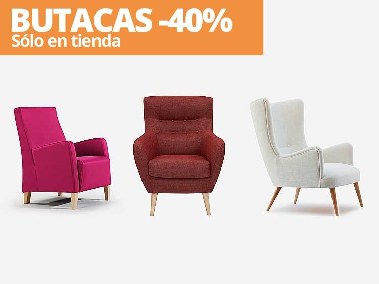 Sofa colchones sillones y canap s m s baratos en elche for Sofas y butacas baratos