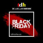 BLACK FRIDAY Sofás y Colchones Elche, Petrer, Elda y Alicante